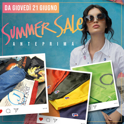 Flydocks.68 // Anteprima Summer Sale 21-24 giugno