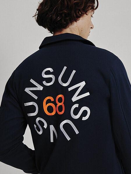 Collezione uomo e donna SUN68 primavera estate 2021 da FlyDocks a Torino